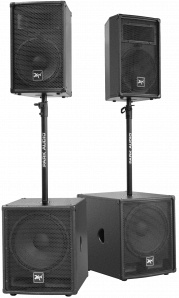 Park Audio CLASSIC SET 2000 mk2 Warnex