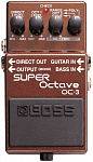 Педаль эффектов BOSS OC-3 Super Octave