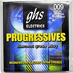 Струны GHS STRINGS PROGRESSIVES PRXL 9-42