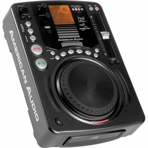 DJ CD-проигрыватель American Audio CDI 300 MP3
