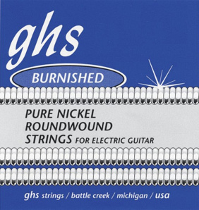 Струны для электрогитары GHS Strings BNR-XL 9-42