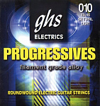 Струны для электрогитары GHS STRINGS PROGRESSIVES PRL 10-46